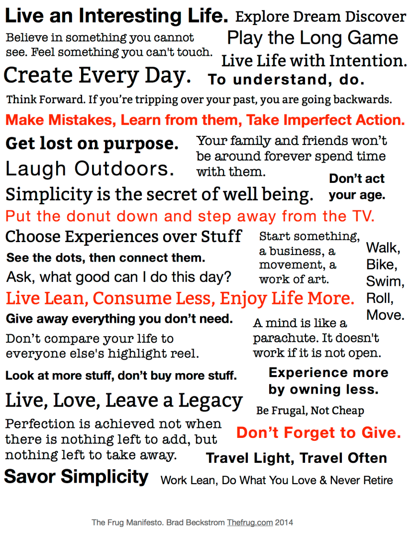 Finding Your Why How To Create A Personal Manifesto